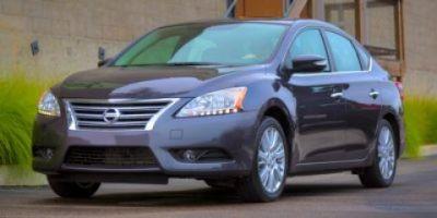 2014 Nissan Sentra S (Amethyst Gray)