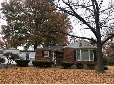 2 Bed 1.5 Bath Preforeclosure Property in Saint Louis, MO 63121 - Horatio Dr