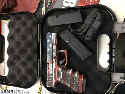 For Sale: Glock 19 custom ceracoat