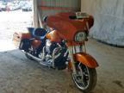 Salvage 2015 HARLEY-DAVIDSON FLHXSE CVO STREET GLIDE for Sale