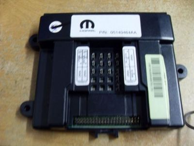 Sell NEW MOPAR REMOTE START MODULE OEM 5140464AA motorcycle in Plymouth, Pennsylvania, United States, for US $94.00