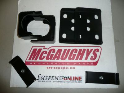 """Buy mcgaughys 99-06 chevy gmc truck rear flip kit 6"""" drop 33034 new axle no notch motorcycle in Madera, California, United States, for US $106.73"""