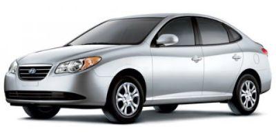 2009 Hyundai Elantra GLS (Quicksilver Metallic)
