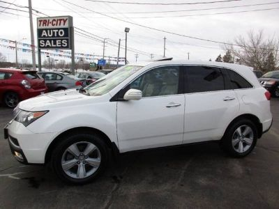2011 Acura MDX SH AWD w/Tech 4dr SUV w/Technology Package