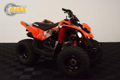 2018 Can-Am DS 70 Kids ATVs Oklahoma City, OK