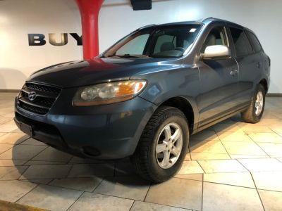 2008 Hyundai Santa Fe GLS (Blue)