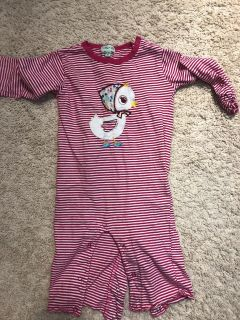 Lilly & Sid boutique outfit 6-12 months
