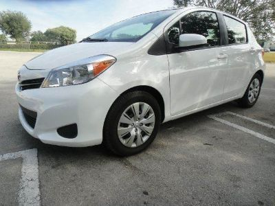 V-Good 2013 Toyota yaris 13357km