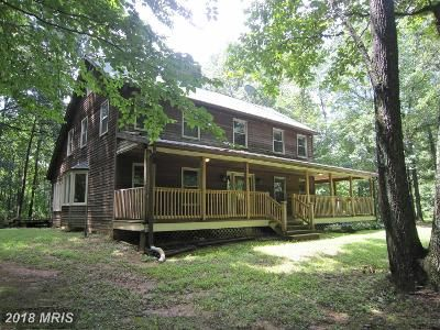 4 Bed 3 Bath Foreclosure Property in Westminster, MD 21158 - Silver Run Valley Rd