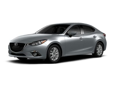 2016 Mazda Mazda3 i (Red Metallic)