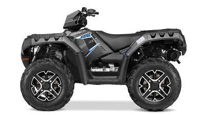 2016 Polaris Sportsman 850 SP Utility ATVs Hancock, WI