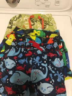 Brand new carters boys bathing suit 3 months to 6 months