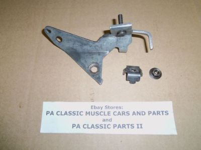 Purchase 4-SPEED 383 4BBL THROTTLE BRACKET 70 CUDA CHALLENGER 68-70 CHARGER MOPAR LINKAGE motorcycle in Richfield, Pennsylvania, United States, for US $44.50