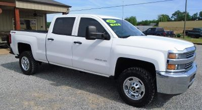 2015 Chevrolet RSX Work Truck (WHITE)