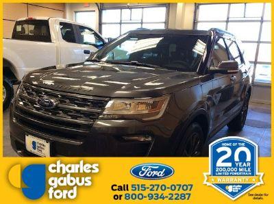 2019 Ford Explorer XLT (Magnetic Metallic)