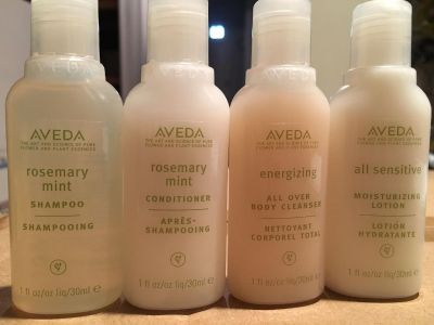Aveda Hair & Body Travel Size Collection