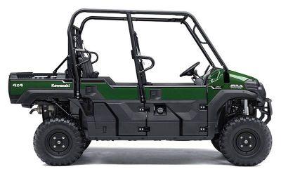 2018 Kawasaki Mule PRO-FXT EPS Utility SxS Littleton, NH