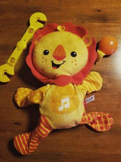 Fisher Price Ride and Roar lion