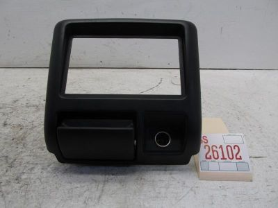 Purchase 1998-1999 ISUZU RODEO DASH CENTER RADIO BEZEL TRIM PANEL ASHTRAY LIGHTER OUTLET motorcycle in Sugar Land, Texas, US, for US $44.99