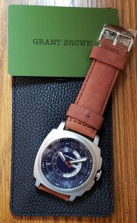 Beautiful Grant Brown Watch