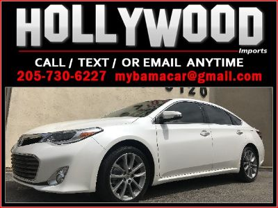 2014 Toyota Avalon XLE (White)