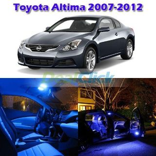 Sell 6 Blue LED Interior Lamp Light Package For Nissan Altima 2007-2012 Sedan Coupe motorcycle in Cupertino, CA, US, for US $14.99