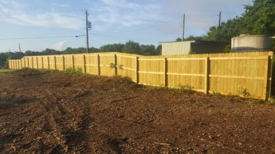 Privacy Fence and gates