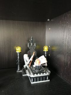 LEGO Wizard Battle Lord of the Rings
