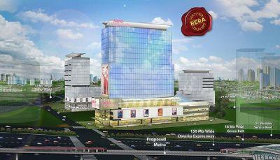NEO Square Retail Shops & Food Court Restaurants in Gurgaon Sec 109