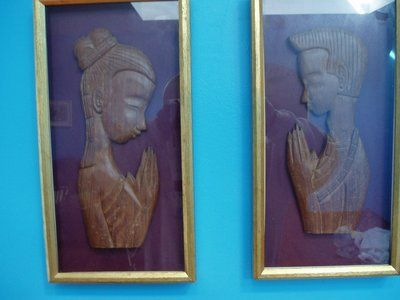 Wood Carving Pitcures