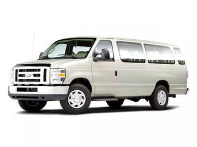 2008 Ford E-350 Chateau SD (Oxford White Clearcoat)