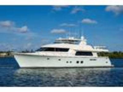 2009 Pacific Mariner Motor Yacht Raised Pilothouse
