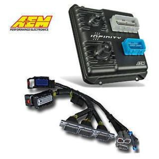 Buy AEM Infinity 8 EMS engine Management system ECU Supra Turbo 93-98 + PnP Harness motorcycle in Guilford, Connecticut, United States, for US $1,999.00