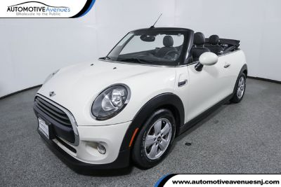 2016 MINI Cooper Convertible (Pepper White)