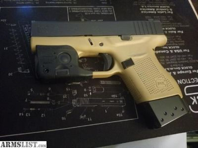 For Sale/Trade: Glock 43 with extras