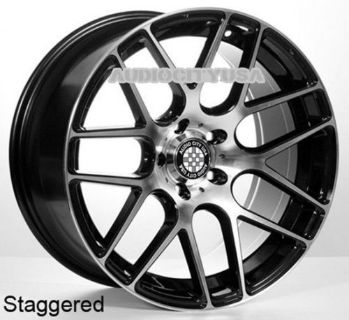 "Purchase 19"" LX7 Curva7 Wheels and Tires Rims Fits Mercedes 250 300 400 600 65 450 45 63 motorcycle in La Puente, California, United States, for US $1,574.00"