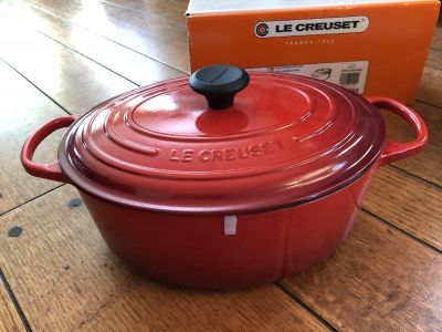 Le Creucet cookware - New in box