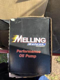 Melling performance oil pump