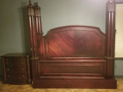 Dumont King bedroom set
