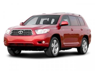 2008 Toyota Highlander Limited (CYPRESS PE)