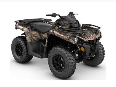 2017 Can-Am Outlander DPS 450 Utility ATVs Huntington, WV