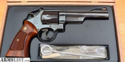 "For Sale: NIB 1980 S&W 29-2 TTT's P&R .44 Magnum 6"" Barrel Inspector Harold Francis ""Dirty Harry"" Callahan NR"