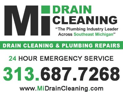 Drain Cleaning in Allen Park, MI