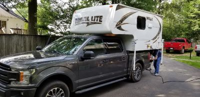 2017 Travel Lite 770R SUPER LITE