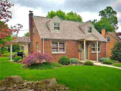 674 9th Street Oakmont Three BR, beautiful all brick home on a