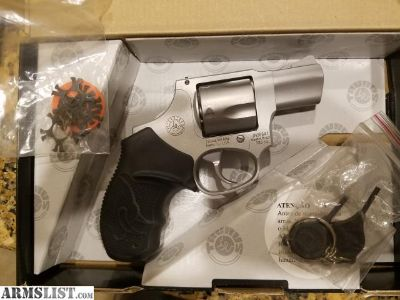 For Sale: TAURUS M380 ULTRALITE REVOLVER