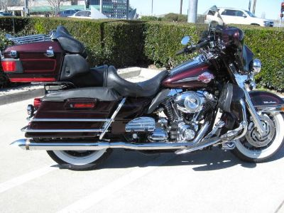 2007 HARLEY DAVIDSON Electra Glide Ultra Classic Touring Motorcycles Dublin, CA