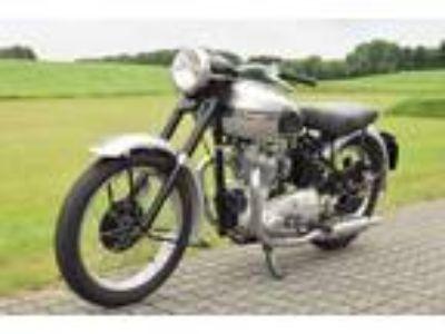 1952 Triumph T100 Tiger