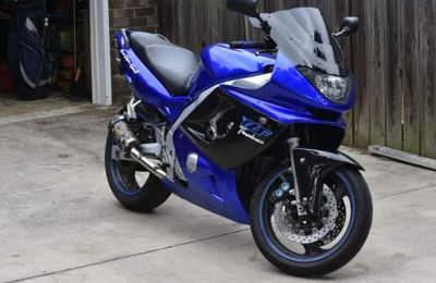 2007 Yamaha YZF 600R