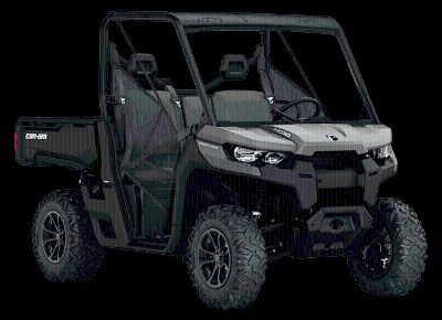 2019 Can-Am Defender DPS HD10 Utility SxS Waco, TX